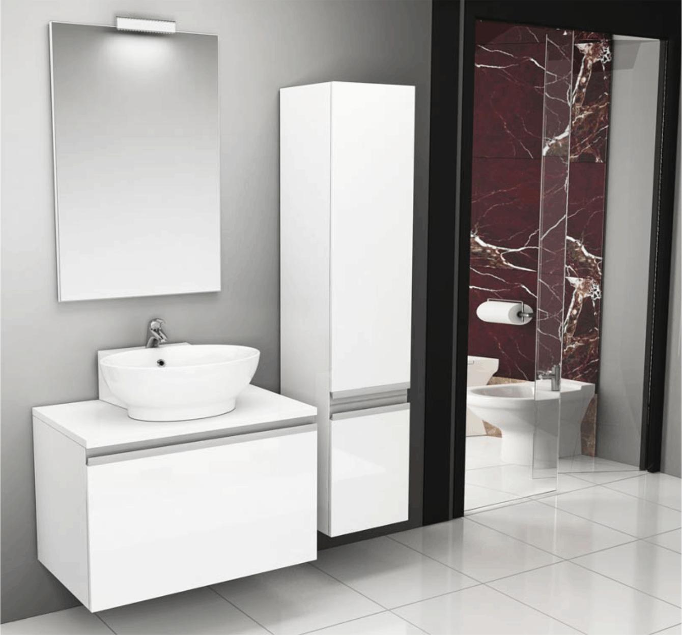 Banyo Dolapları N4